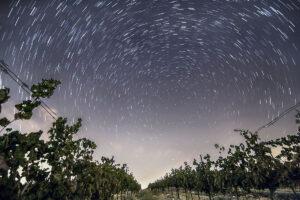צילום כוכבים ומטאורים בדרום ישראל